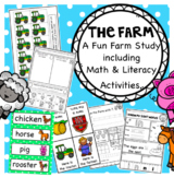 The Farm - Farm Concepts including a Math and Literacy Focus