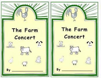 """Farm Concert"" Emergent Reader"