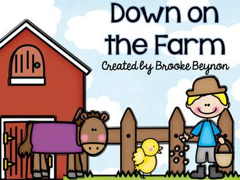 The Farm - Focus on Information Writing Pack