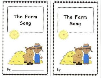 """The Farm Song"" Emergent Reader"