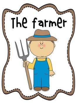 The Farm an Emergent Reader