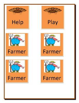 The Farmer Is Coming: A Sight Word Game (Dolch Pre-Primer Sight Words)