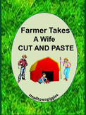 Farm Takes a Wife Cut and Paste Activities Special Educati