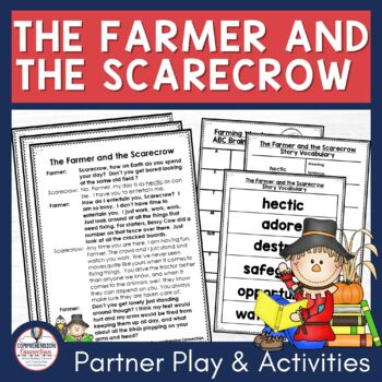 Partner Play: The Farmer and the Scarecrow