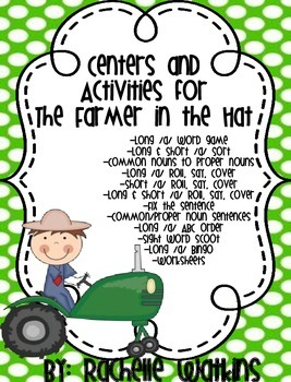 The Farmer in the Hat  Long /a/