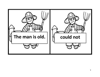 The Farmer in the Hat Fry Phrases