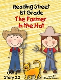 The Farmer in the Hat Reading Street First Grade Resource Pack CCSS