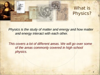 An Introduction to Physics: The Fascinating World of Physics