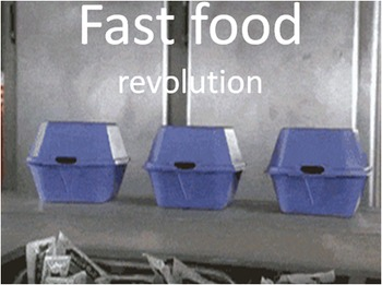 The Fast food revolution - -  ESL adults conversation and kids
