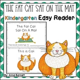 The Fat Cat Sat on a Mat Early Reader