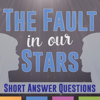 The Fault In Our Stars Short Answer Questions