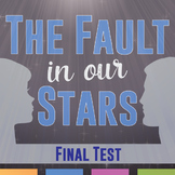 The Fault In Our Stars Test: Editable