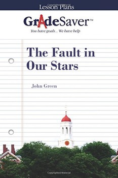 The Fault in Our Stars Lesson Plan