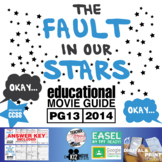 The Fault in Our Stars Movie Guide | Questions | Worksheet (PG13 - 2014)