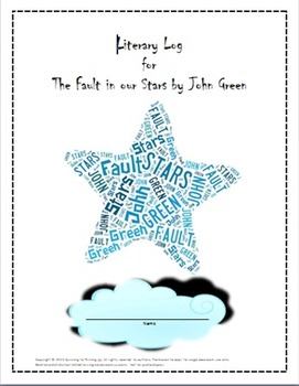 The Fault in Our Stars Novel Study Discussion and Activity Guide