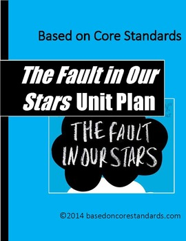 The Fault in Our Stars Unit Plan