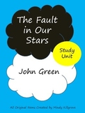 The Fault in Our Stars by John Green Study Unit