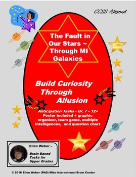 The Fault in Our Stars through MI Galaxies - Build Curiosity from Allusion