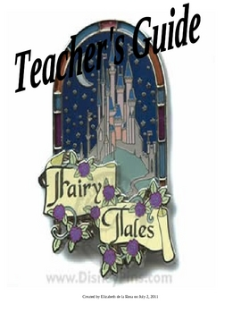 The Feast of Fairy Tales Teacher Guide and Resource Packet