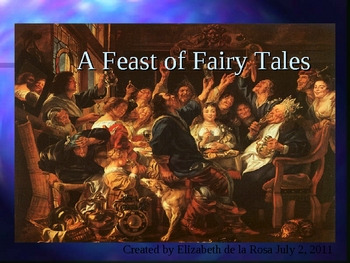 The Feast of Fairytales Power Point