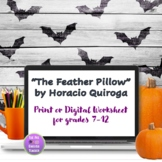 The Feather Pillow worksheet