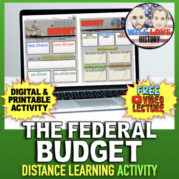 The Federal Budget Activity