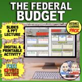 The Federal Budget Bundle