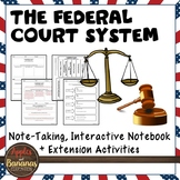 The Federal Court System - Interactive Note-taking Activities
