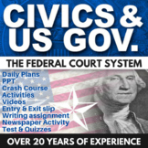 The Federal Court System - Civics - Chapter 11 - Holt