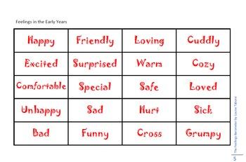 The Feelings Barometer