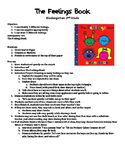 The Feelings Book Art Lesson Primary Age