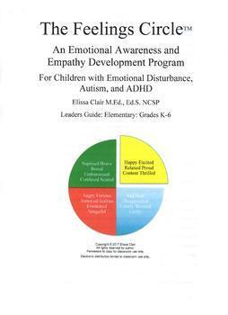 The Feelings Circle Bundle: Leaders Guide, Posters, and Journals Grades K-6