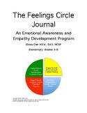 The Feelings Circle Journal Grades 3-6 (Human Faces)