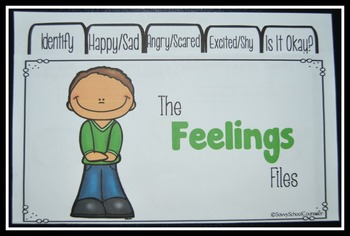 The Feelings Files