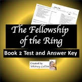 The Fellowship of the Ring: Book 2 Test