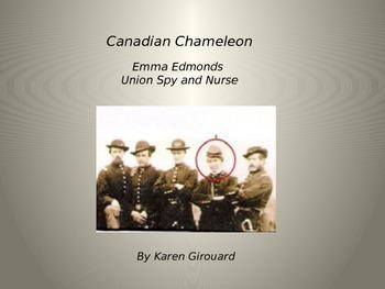 The Female Union Spy: Emma Edmunds in the Civil War