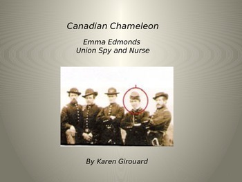 The Female Union Spy: Emma Edmunds in the Civil War