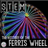 The Ferris Wheel STEM Activity with History and Literature Connections