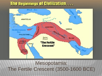 Ancient Mesopotamia: The Fertile Crescent