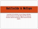 The Feud between the Hatfields and McCoys activity packet