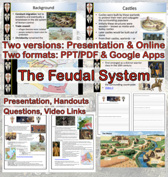 The Middle Ages: The Feudal System