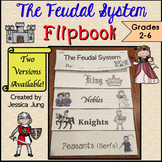 The Feudal System Flipbook