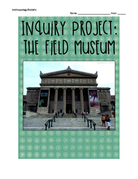 The Field Museum Project - Exhibit Investigation for to ALL Subjects