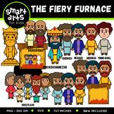 The Fiery Furnace Clip Art