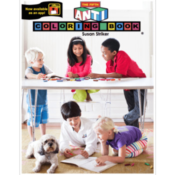 The Fifth Anti-Coloring Book®