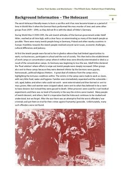 The Fiftieth Gate- M.Baker-Teacher Text Guides & Worksheets