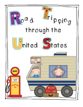 The Fifty States Printables Unit
