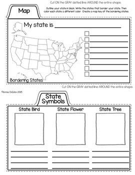 The Fifty States Tab-Its®