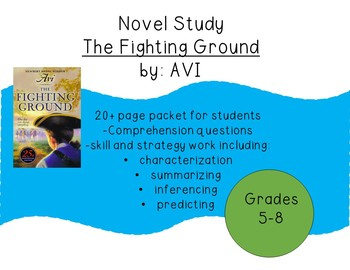 The Fighting Ground-A Novel Study