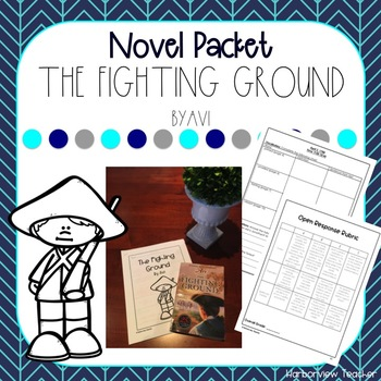 The Fighting Ground Comprehension Packet